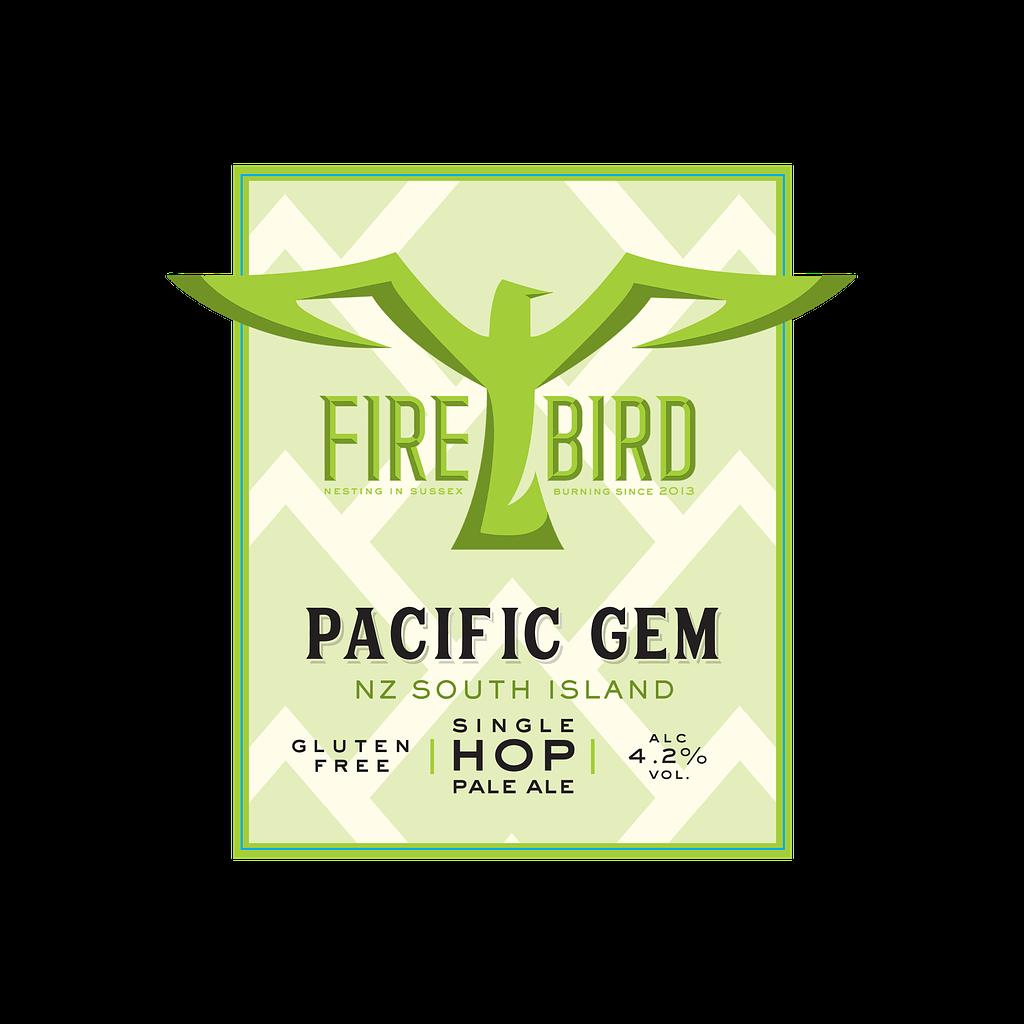 Pacific Gem Pump Clip