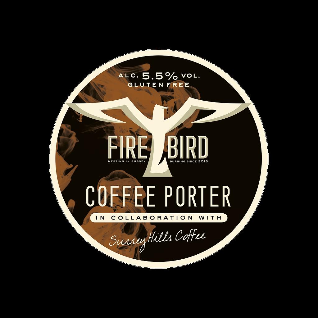 Coffee Porter pump clip square