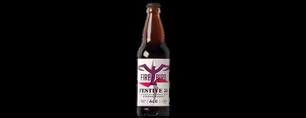 Festive Bottle Wide