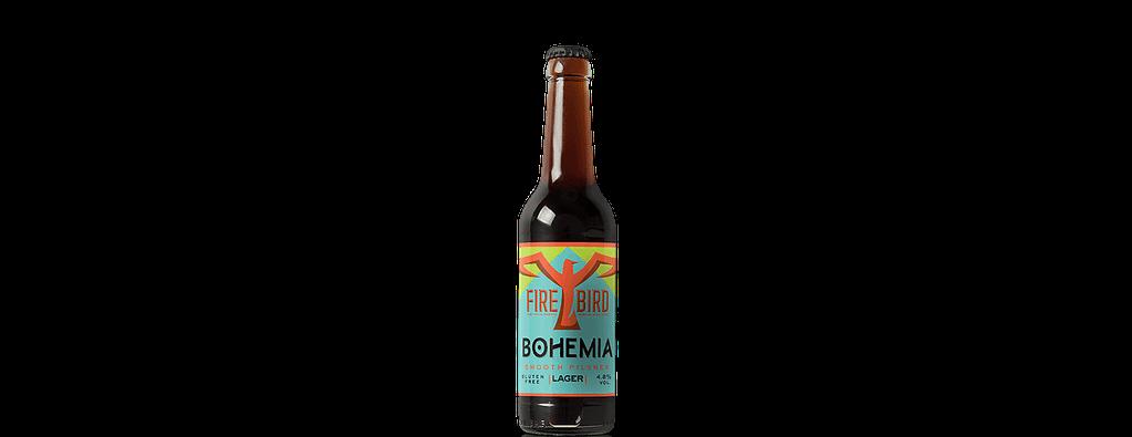Bohemia Bottle wide