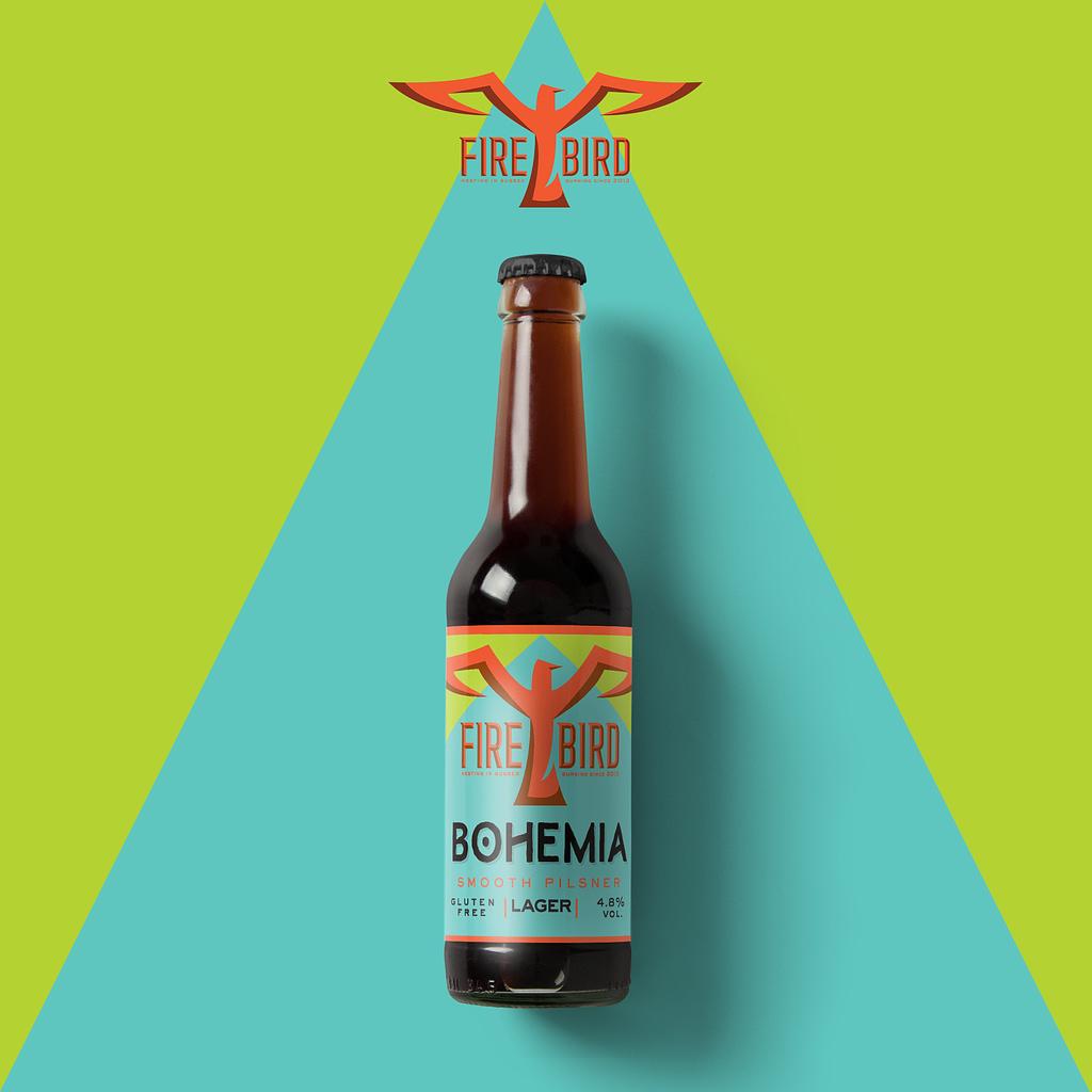 Bohemia Bottle with background2